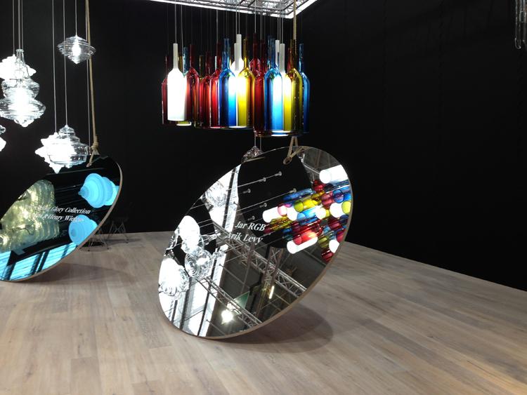 Tendance luminaire en verre Lasvit Maison et objets Janvier 2014