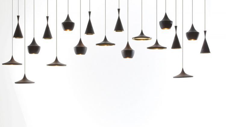 Design - Beat Light de Tom Dixon