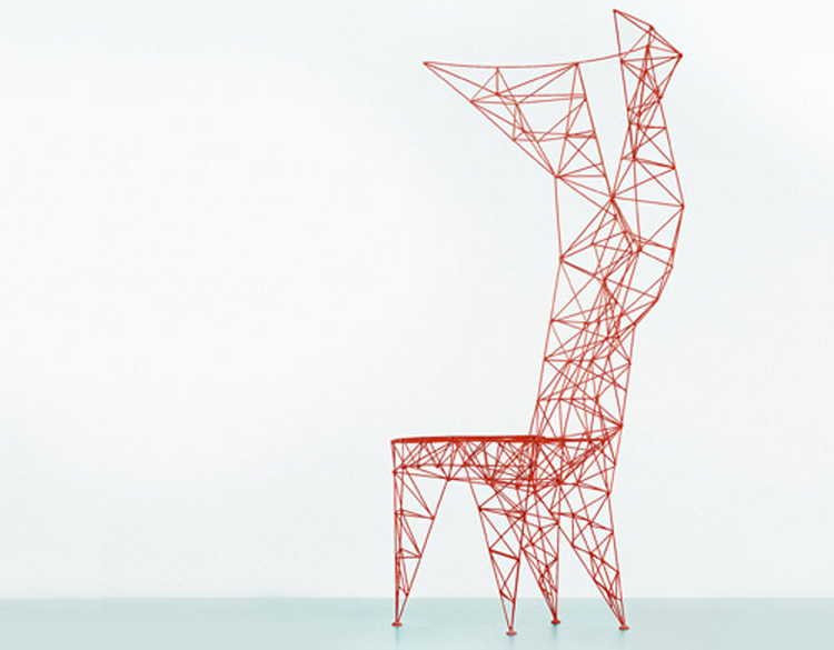 Design - Pylon Chair de Tom Dixon