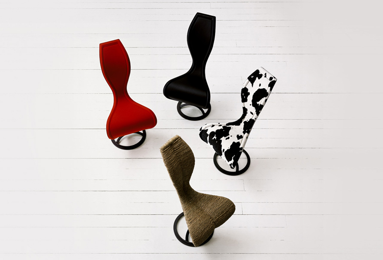 Design - S-Chair - Tom Dixon