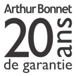 logo garantie 20 ans