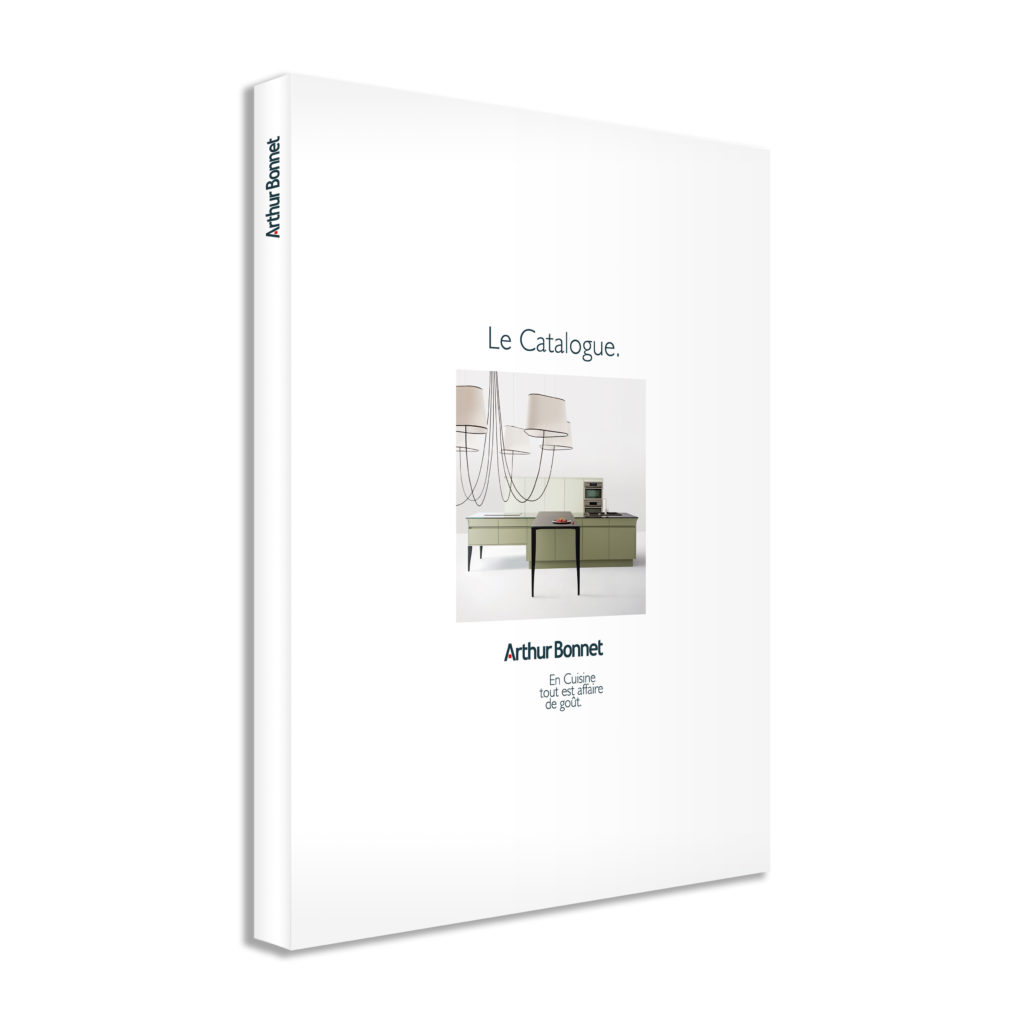 catalogue de cuisines equipées arthur-bonnet