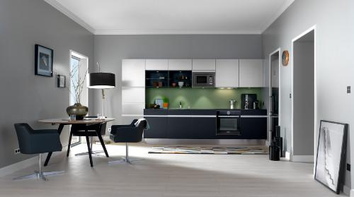 cuisine moderne et élégante arpege