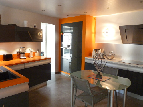 cuisine design orange arthur bonnet chantilly