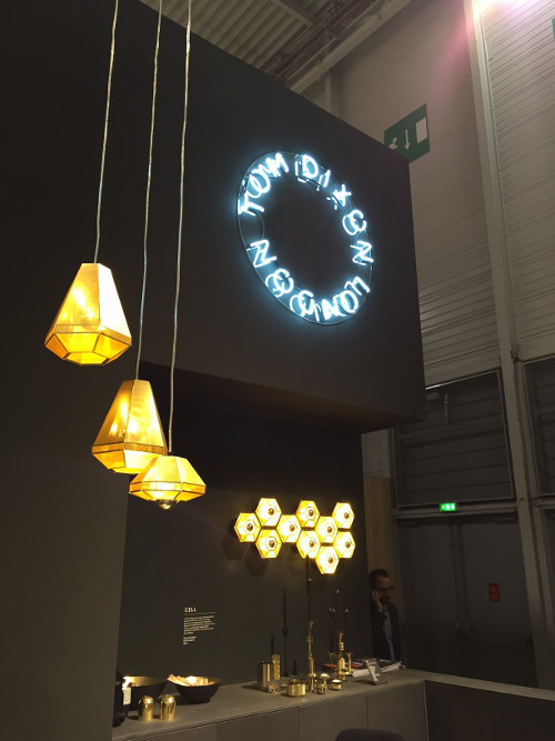suspension tom dixon maison objet 2016