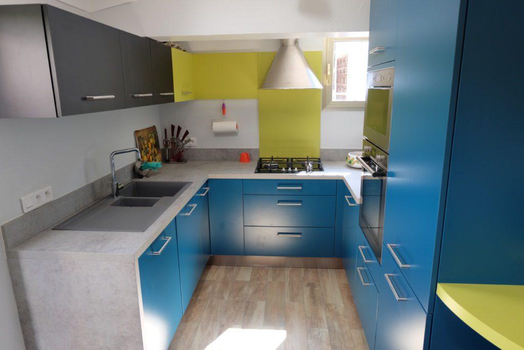 cuisine bleue verte antibes