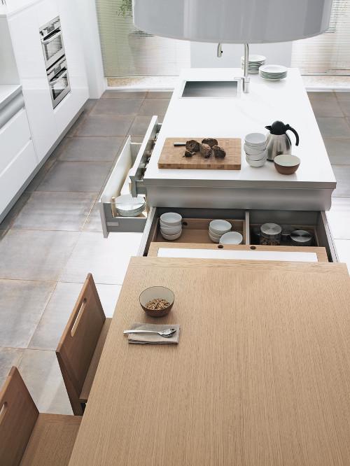 cuisine rendez-vous laque design thibault desombre