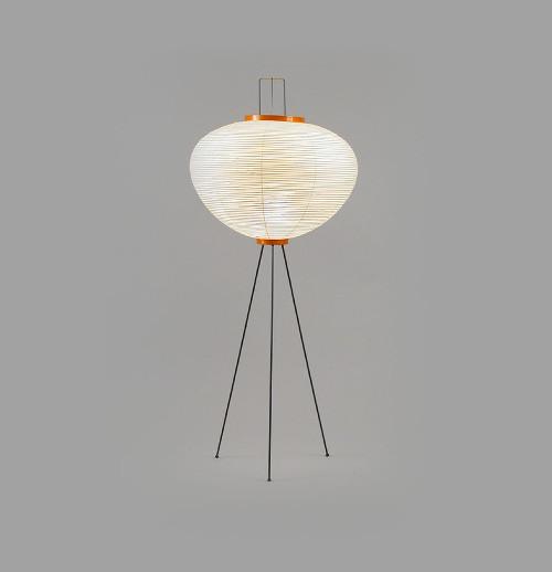 lampe akari washi noguchi
