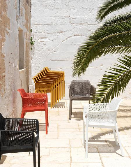 fauteuil jardin net nardi garden