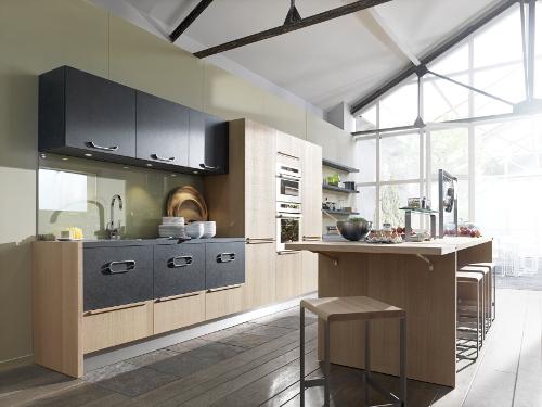 cuisine atelier loft