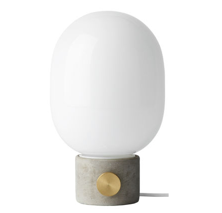 lampe table beton