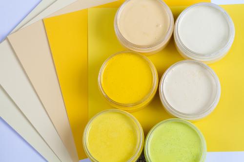 cuisine-apmenagee-couleur-jaune