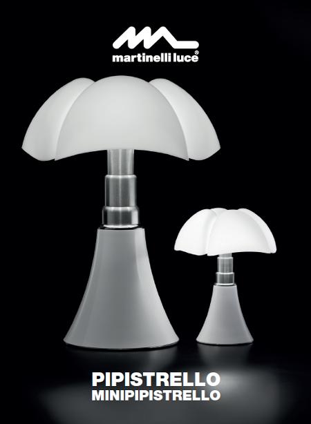 minipipistrello lampe design cuisine