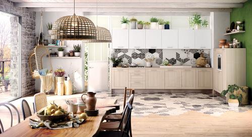 decoration-vegetale-cuisine-equipee