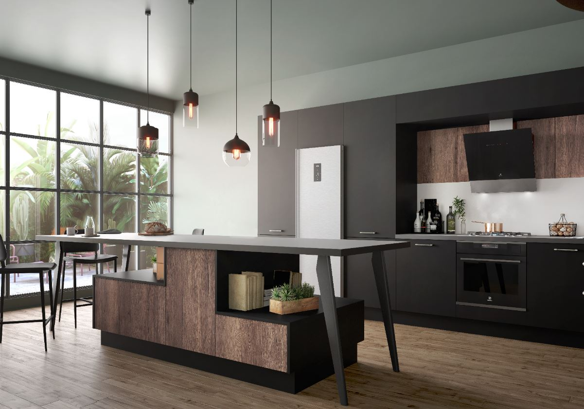 Nos conseils pour créer une cuisine industrielle chic  ARTHUR BONNET